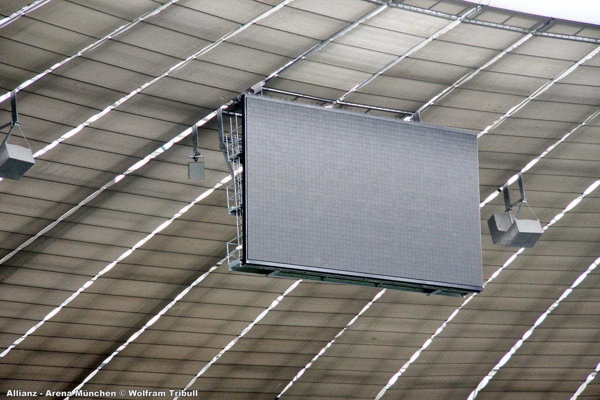 Allianz-Arena München aufgenommen am 24. Juni 2011