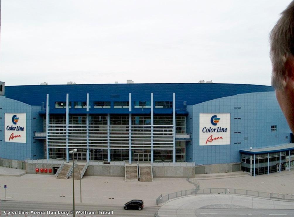 Color Line Arena Hamburg (Barclaycard Arena)