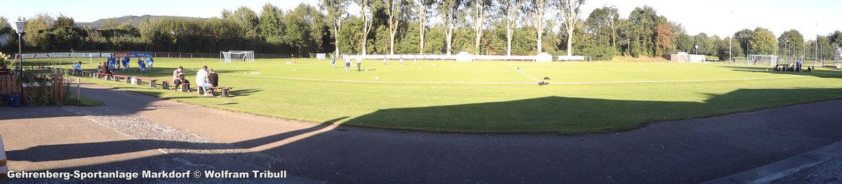 Gehrenberg-Sportanlage Markdorf aufgenommen am 07.September 2016
