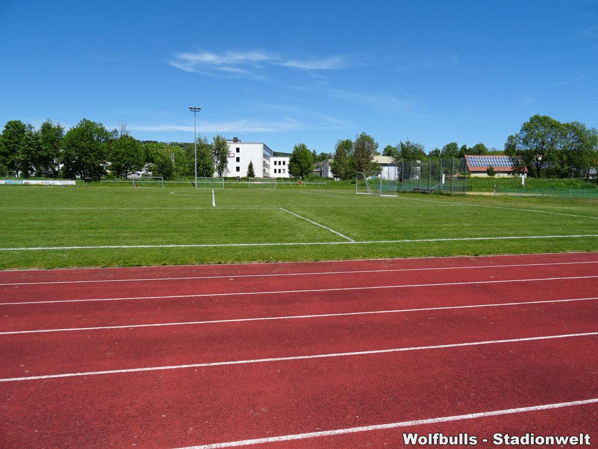 Otto-Würth-Stadion Bräunlingen aufgenommen am 02. Juni 2019