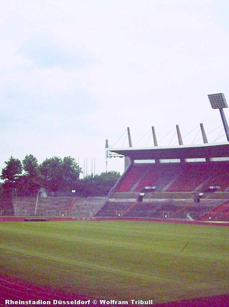 Rheinstadion in Düsseldorf
