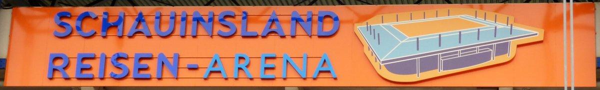 Schauinsland-Reisen-Arena Duisburg aufgenommen am 02. Mai 2014