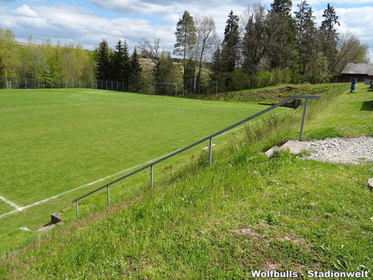 Sportanlage Bodenacker Niedereschach-Fischbach aufgenommen am 14. Mai 2019