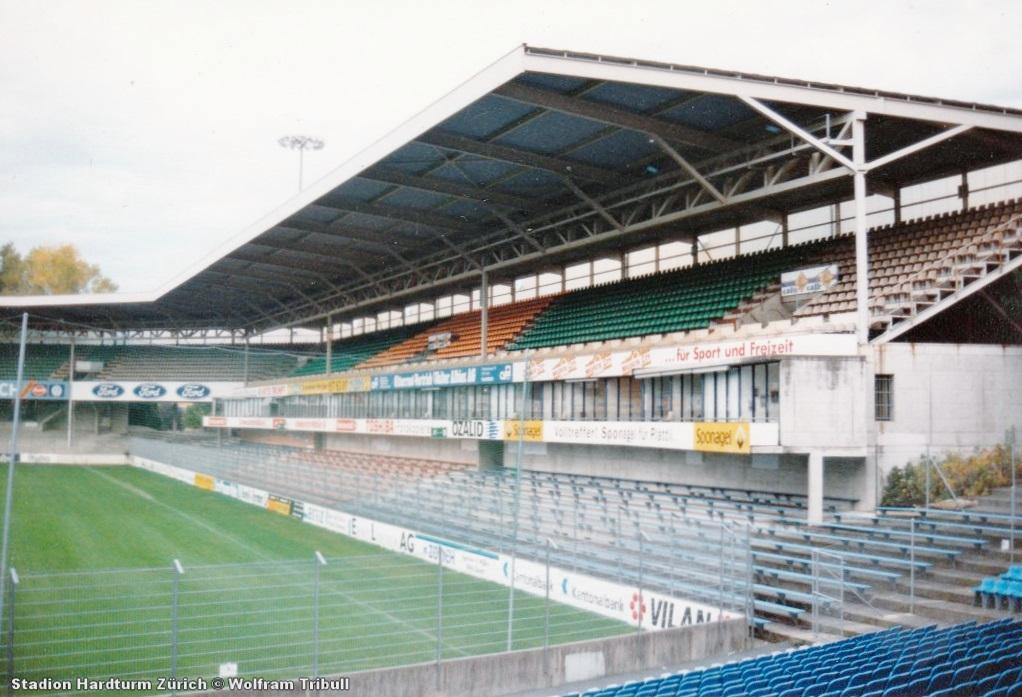 Stadion Hardturm Zürich