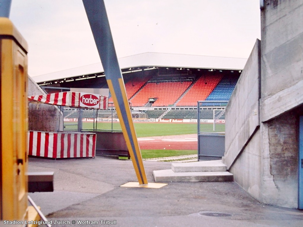 Stadion Letzigrund Zürich