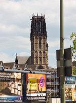 Salvatorkirche Duisburg aufgenommen am 03. Mai 2014